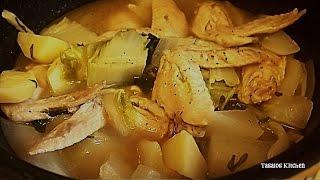 Pesang PakPak ng Manok by Luweeh's Tagalog Kitchen