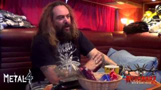 SOULFLY Interview at  ROCKHARZ (2013)