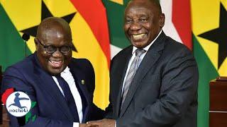 Top 10 Best Performing African Presidents in 2018