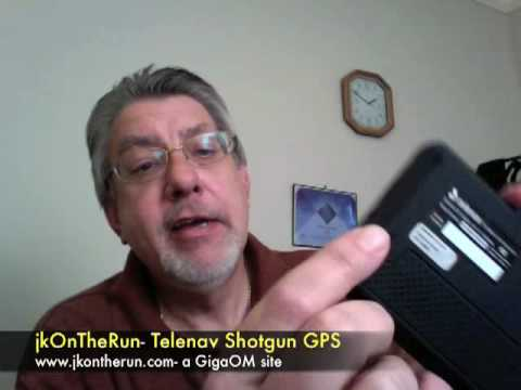 jkOnTheRun- Telenav Shotgun GPS