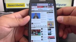 Como Cambiar Pagina De Inicio Navegador Android Samsung