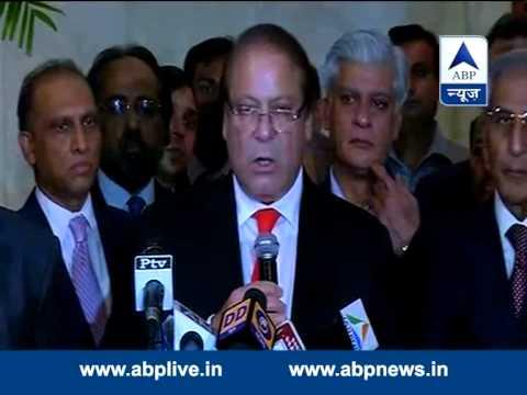 Full PC: Nawaz Sharif promises to take forward peace process