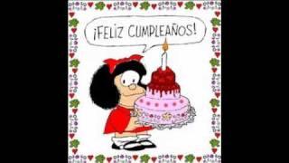 Feliz Cumpleaños!!  .. con cariño.. Mafalda