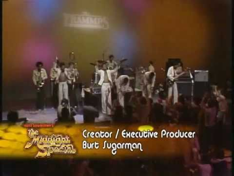The Trammps - Disco Inferno ( Live @ The Midnight Special  1976 )