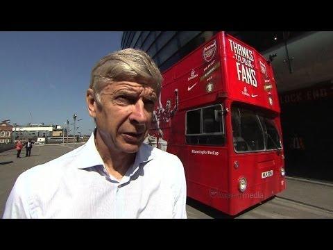 Arsenal: Arsène Wenger prolongé jusqu'en 2017