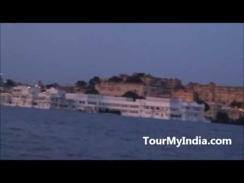 Lake Palace Udaipur, Rajasthan: Tour My India