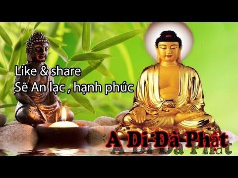 Niệm Phật A DI Đà ( Cực hay ) xóa tan mọi Stress cuộc sống | Kinh A Di Đà