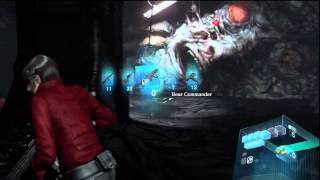 Resident Evil 6 Ada Wong Campaign Chap 4, Mutated Carla