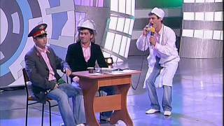 КВН Высшая лига (2007) 1/2 - Пирамида - Музыкалка