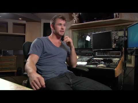THOR VO Behind the Scenes