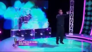 YO ME LLAMO LEONARDO FAVIO 2014 AUDICION