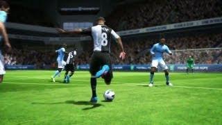 FIFA 13 Tottenham Trailer