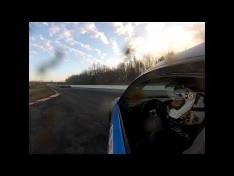 Tony Angelo Scion FR-S GoPro @ Clubloose Front Course