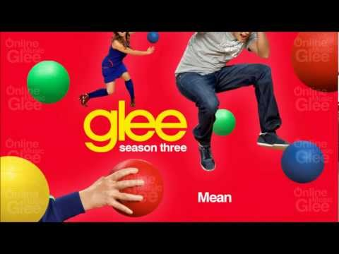 Mean - Glee [HD Full Studio]