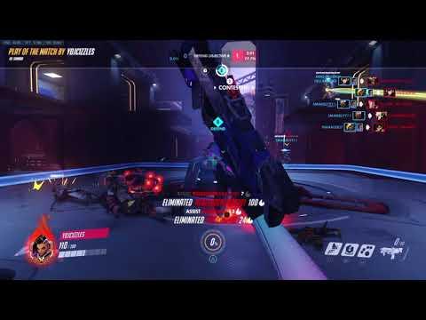 Overwatch: Sombra Quad