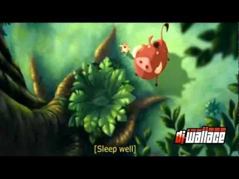 Mc Magrinho - Pumba la pumba Part. Quem dorme é o Leão (Edit. DJ Wallace)