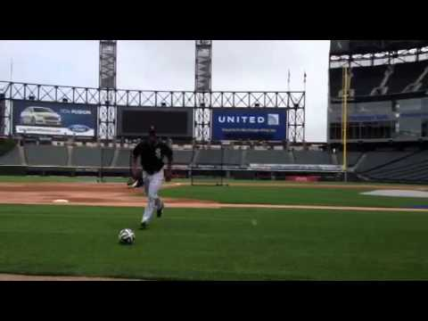 White Sox' Quintana, Rienzo tune up for World Cup