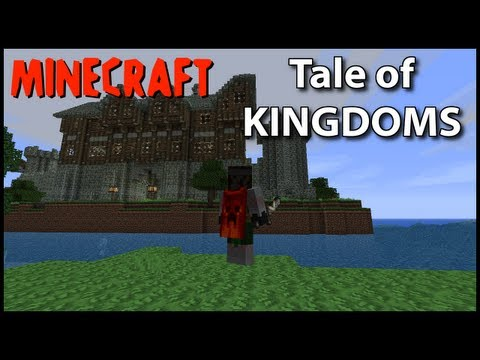 "Minecraft: Tale of Kingdoms [E12] ""Guild is Under Attack!"""