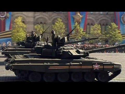 US satellite images 'show' Russian troops still on Ukraine border