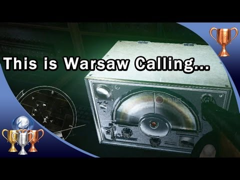 Enemy Front - This is Warsaw Calling...Collect all Blyskawica radio station parts