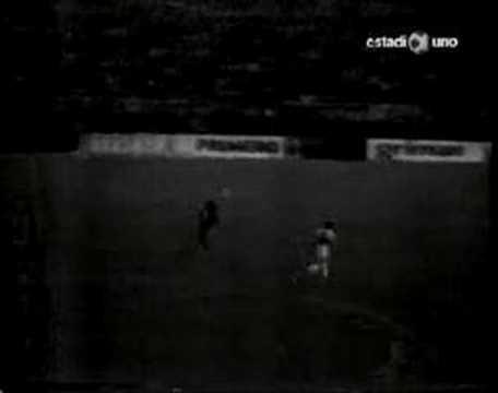 COPA LIBERTADORES 1980 OLIMPIA 0-1 NACIONAL