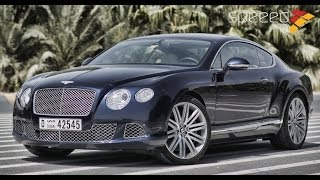 Bently Continental GT Speed - بنتلي كونتيننتال جي تي سبيد