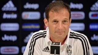 Le parole di Allegri prima di Genoa-Juventus - Allegri's pre-match Genoa conference