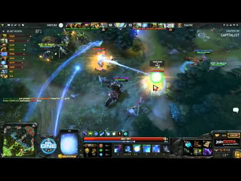 DOTA 2 GAMEPLAY  ESL One Qualifier Part 3