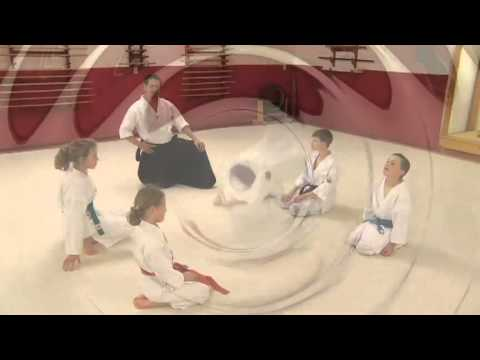 Aikido for Kids - Fun Games - Vook