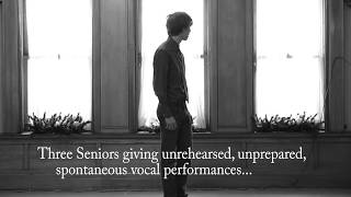 Impromptu Senior Performances, A-cappella,  Suspended Moments Photography, Erie PA