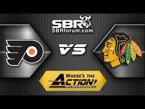NHL Picks: Philadelphia Flyers vs. Chicago Blackhawks