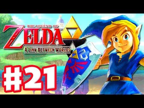 The Legend of Zelda: A Link Between Worlds - Gameplay Walkthrough Part 21 - Final Maiamais! (3DS)