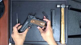 Rock Island Armory XT-22/45 Combo caliber swapping view on youtube.com tube online.