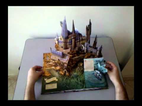 Mi colección Libros PopUp - Harry Potter