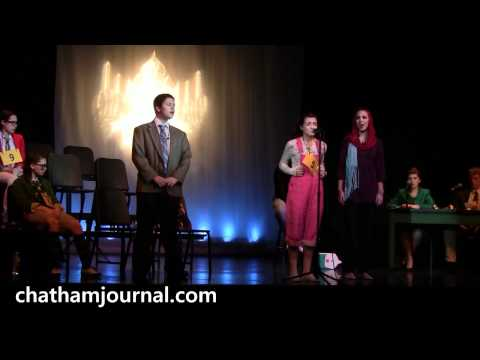 I Love You Song from Northwood High's 25th Annual Putnam County Spelling Bee