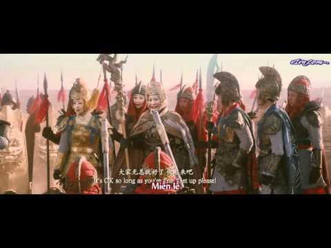 Dương Môn Nữ Tướng: Quân Lệnh Như Sơn