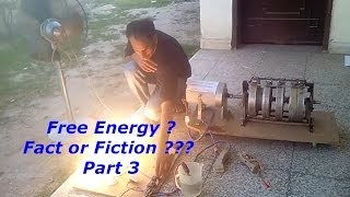 Free Energy Fact Or Fiction Part 3 Wasif Kahloon