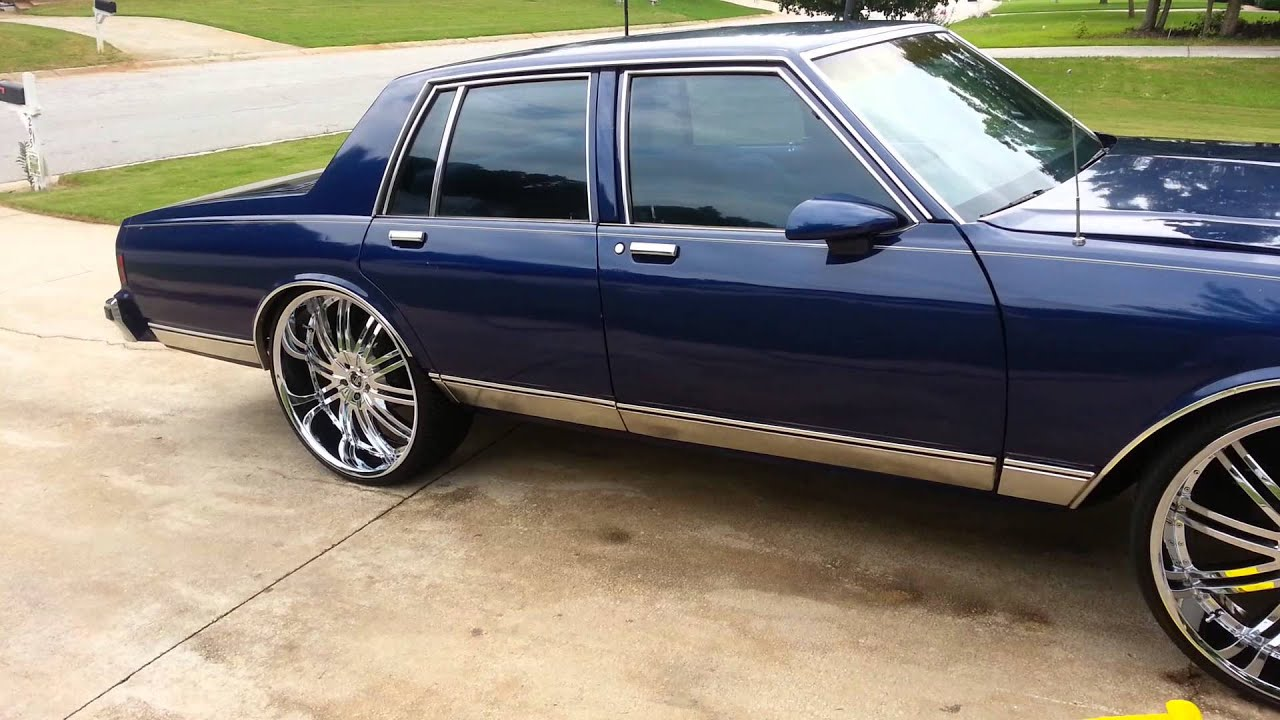 Box Chevy Caprice On 28s | 2017-2018 Car Release Date