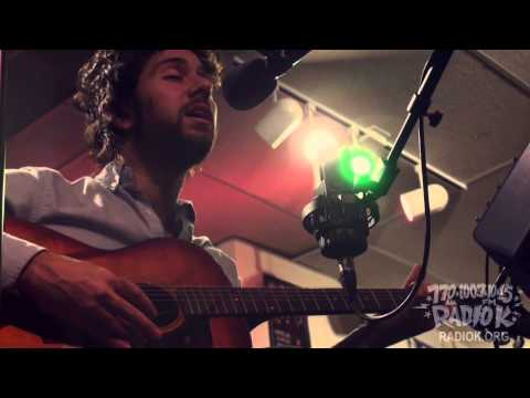"Gambles - ""New York"" & ""Trust"" (Live on Radio K)"