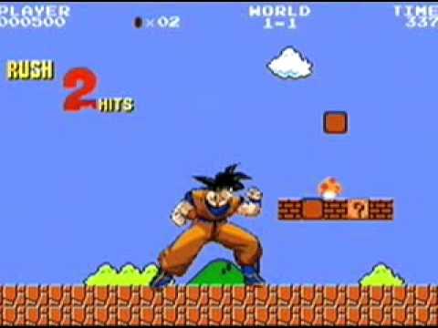 Goku Chơi Mario (bá Đạo) | Clip Hài Nước Ngoài Online