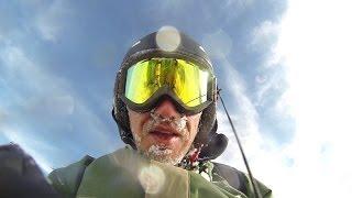 Snowboarding in Sinaia, Valea Soarelui