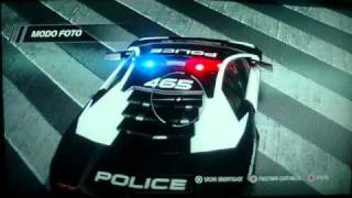 Top 10 Los Mejores Autos Patrulla De NFS Hot Pursuit (ps3