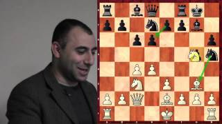 Beginners' Openings and Tactics - GM Varuzhan Akobian - 2013.01.13