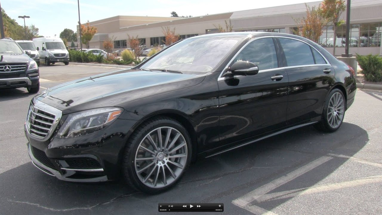 2014 mercedes benz s550 start up exhaust and in depth for 2014 mercedes benz s550 review