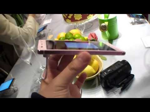 Hands-on with the brand new Huawei Ascend P6, the world's thinnest smartphone