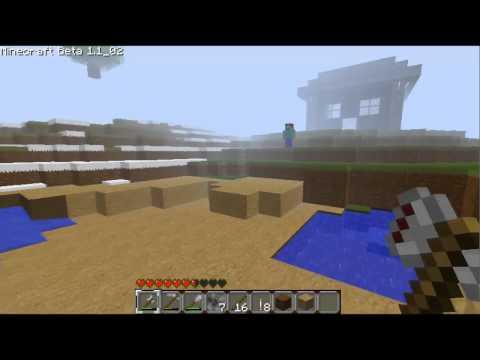 how to add herobrine to minecraft