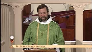 EWTN Espanol - Homilía 23 de Junio 2014 - el P Mark Mary