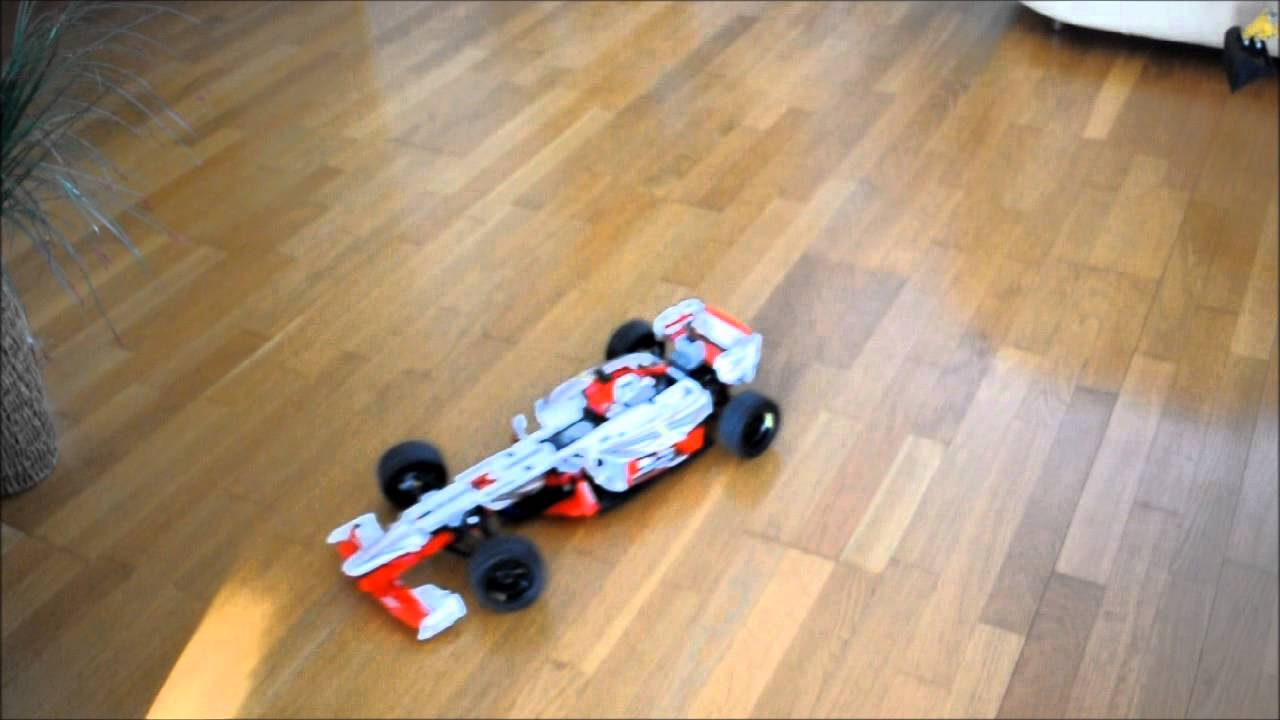 lego 42000 motorized - photo #2