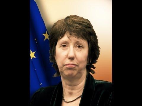 من هي شخصية العام 2013 ؟ - كاترين آشتون - Catherine Ashton