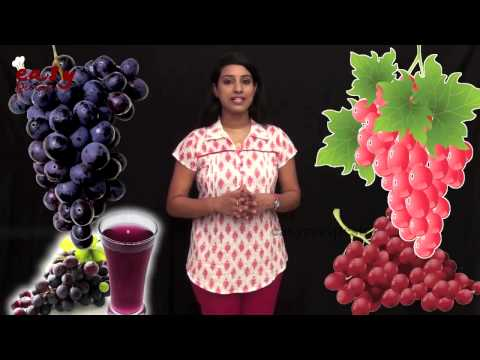 Health Benefits Of Grape Juice - Easy Recipes - Health Tips